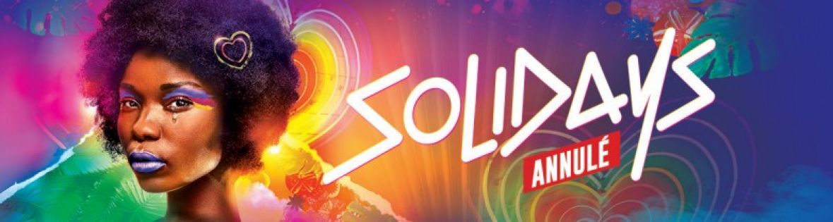 Paris, Solidays annule son édition annuelle